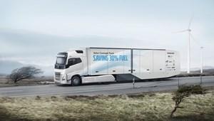 Dòng xe tải mới của Volvo cắt giảm được 30% lượng nhiên liệu tiêu thụ