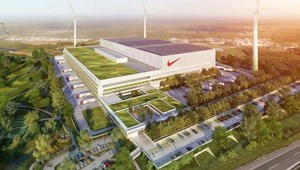 Trung tâm phân phối của Nike sử dụng 100% điện năng tái tạo