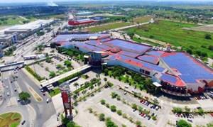 Mái nhà năng lượng mặt trời thương mại lớn nhất thế giới tại Philippines