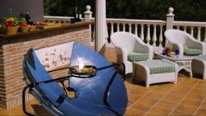 SolSource - bếp mặt trời thân thiện với môi trường với giá cả phải chăng