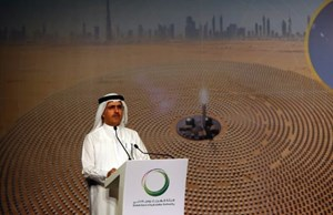 Dubai to build 1,000 MW solar power plant