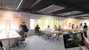 Văn phòng thông minh điều chỉnh ánh sáng, nhiệt độ theo nhu cầu từng người