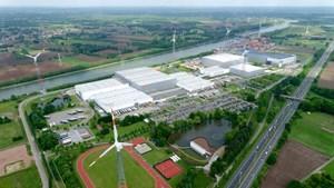 Trung tâm kho vận châu Âu của Nike ứng dụng nhiều cải tiến về năng lượng