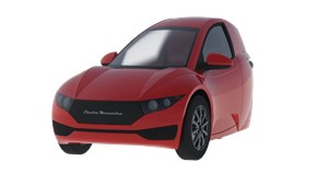 Electra Meccanica three-wheeler lets efficient motorists fly Solo