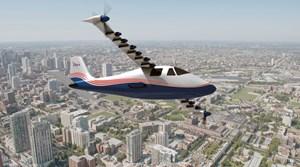 Maxwell: Máy bay điện nhanh hơn, hiệu quả hơn của NASA