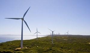 Úc xác lập một kỷ lục về năng lượng gió