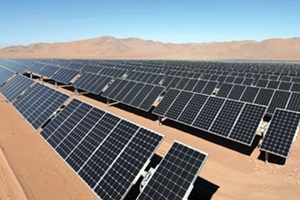 IIC helps finance 54-MW solar project in Chile