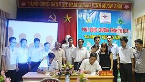 """TX Đông Triều, Quảng Ninh phát động chương trình thi đua """"Gia đình tiết kiệm điện"""""""