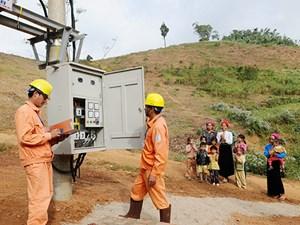 Sơn La cấp điện lưới quốc gia cho hơn 5.300 hộ dân