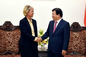 Việt Nam ưu tiên phát triển năng lượng sạch