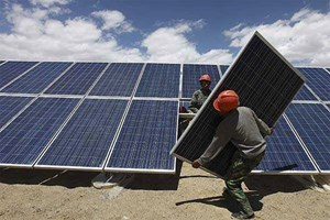 Isolux Corsan sẽ xây dựng dự án năng lượng mặt trời cho Navajo Nation