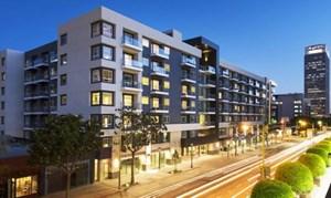 Khu căn hộ dân cư sử dụng năng lượng mặt trời đầu tiên tại Los Angeles