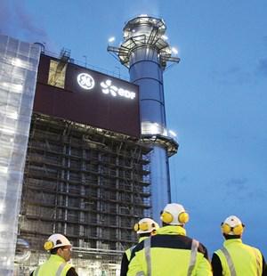 Công nghệ HA của GE giúp tối ưu hiệu suất cho các nhà máy điện