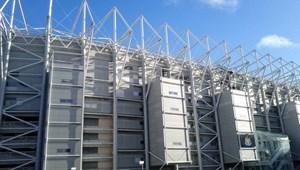Newcastle United tiết kiệm lớn với hệ thống nhiệt điện kết hợp