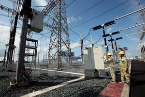 Động thổ Nhà máy nhiệt điện Duyên Hải 2 ở Trà Vinh