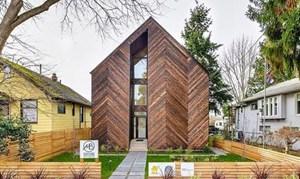 Ngôi nhà thụ động giảm thiểu tiêu thụ năng lượng đến 90%