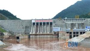 Thủy điện Lai Châu sản xuất được 1,9 tỷ kWh điện