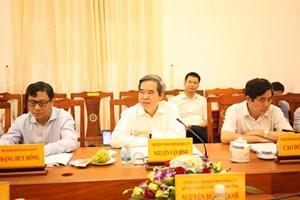 Xây dựng Ninh Thuận thành trung tâm năng lượng sạch của cả nước