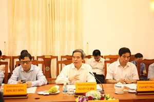 Xây dựng Ninh Thuận thành trung tâm năng lượng sạch