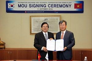 VECEA và đối tác KDHEC - Hàn Quốc ký kết biên bản ghi nhớ hợp tác trong lĩnh vực hiệu quả năng lượng