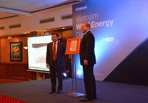 Việt Nam, Đan Mạch hợp tác phát triển điện gió