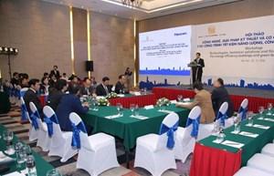 Giải pháp tổng thể cho công trình tiết kiệm năng lượng, công trình xanh tại Việt Nam