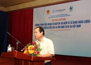 Phổ biến mô hình cung cấp dịch vụ năng lượng (ESCO) tại Thừa Thiên Huế