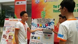 Thúc đẩy nghiên cứu năng lượng tái tạo lứa tuổi thanh thiếu niên