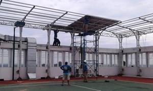 Sử dụng năng lượng mặt trời, ước tiết kiệm gần 250 triệu đồng/năm