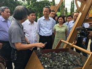 TP.HCM đẩy mạnh công nghệ điện rác