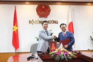 Thúc đẩy hợp tác năng lượng Việt - Nhật