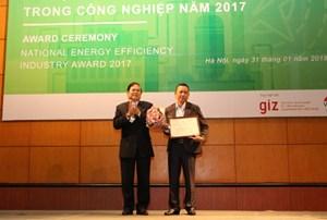 Colusa – Miliket xuất sắc giành giải nhất Giải thưởng quốc gia về Hiệu quả năng lượng trong công nghiệp 2017