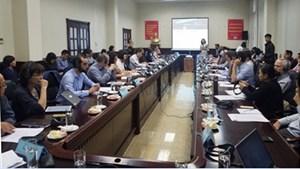 Giới thiệu Chương trình VNEEP3 tại Cuộc họp Nhóm Công tác kỹ thuật về Tiết kiệm năng lượng