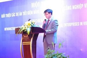 Dự án thúc đẩy TKNL trong các ngành công nghiệp Việt nam (Dự án VSUEE)
