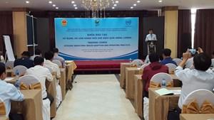 """Dự án """"Thúc đẩy việc sử dụng và vận hành nồi hơi công nghiệp hiệu quả năng lượng tại Việt Nam"""""""
