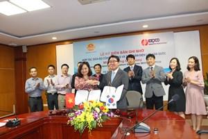 Việt Nam – Hàn Quốc hợp tác phát triển mô hình tòa nhà tiết kiệm năng lượng