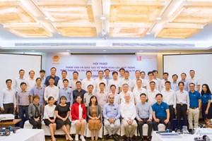 Hội thảo tham vấn và đào tạo về triển khai các quy trình theo Thông tư 09/2012/TT-BCT và Thông tư 19/2016/TT-BCT