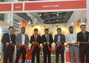 Vietnamese enterprises attend Electrical equipment and Energy Fair in India