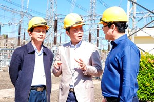 Bộ trưởng Bộ Công Thương ủng hộ tỉnh Gia Lai phát triển năng lượng tái tạo theo hướng bền vững