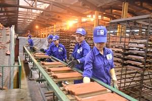 Sản xuất vật liệu xây dựng theo tiêu chuẩn mới, tiết kiệm năng lượng và thân thiện môi trường