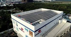 Saigon Co.op lắp đặt hệ thống năng lượng mặt trời áp mái tối ưu hiệu suất năng lượng