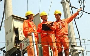 Bộ Công thương đề xuất giá điện sinh hoạt 5 bậc thang