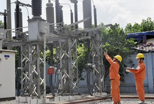 Đẩy mạnh phát triển lưới điện thông minh