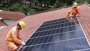 PC Tây Ninh đẩy nhanh xây dựng các công trình điện trong mùa khô