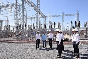 EVNSPC đẩy nhanh tiến độ các công trình lưới điện cho điện tái tạo