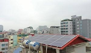 EVN Hà Nội và Tập đoàn Sơn Hà hợp tác phát triển điện mặt trời áp mái