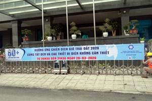 Hà Giang tiết kiệm 10.500 kWh trong Chiến dịch Giờ Trái đất 2020