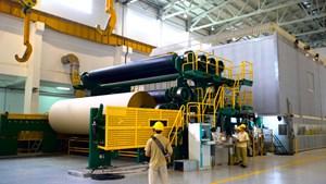 Ứng dụng công nghệ giúp giúp tiết kiệm năng lượng trong sản xuất giấy