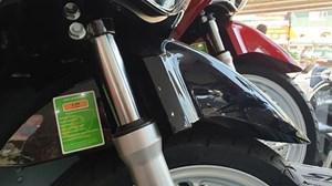 300 mẫu xe mô tô, gắn máy công bố mức tiêu thụ nhiên liệu