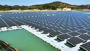 Nhật Bản đi đầu trong năng lượng mặt trời nổi
